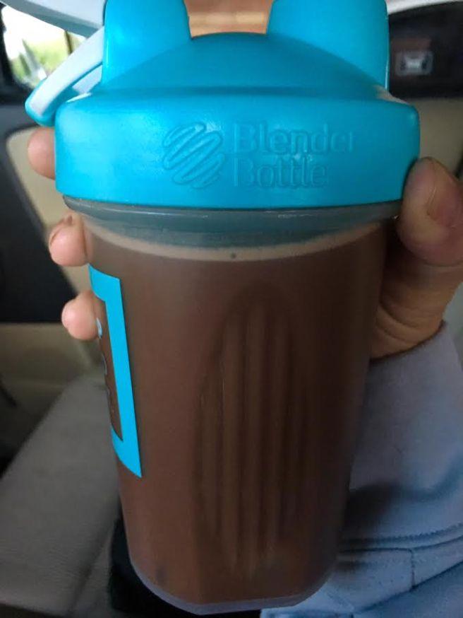 coffee shaker