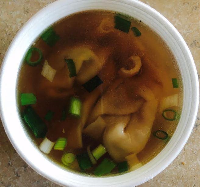 wonton sup